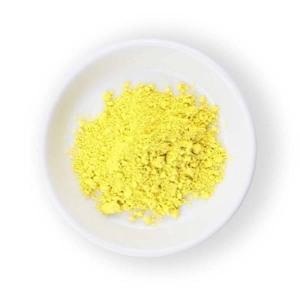 #ichstreichebio pigment pulver spinellgelb