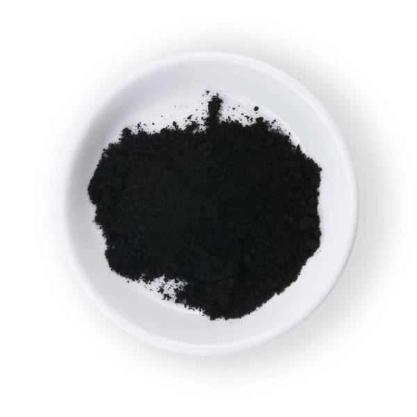 #ichstreichebio pigment pulver oxidschwarz