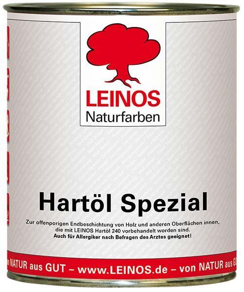 LEINOS Hartöl Spezial 0,75L günstig bei DIE BIOBUDE