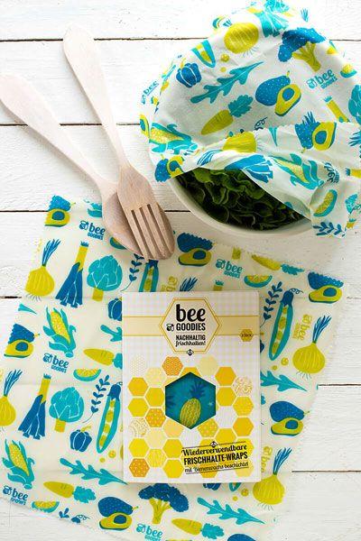 beeGoodies XXL - Bienenwachstuch günstig bei DIE BIOBUDE