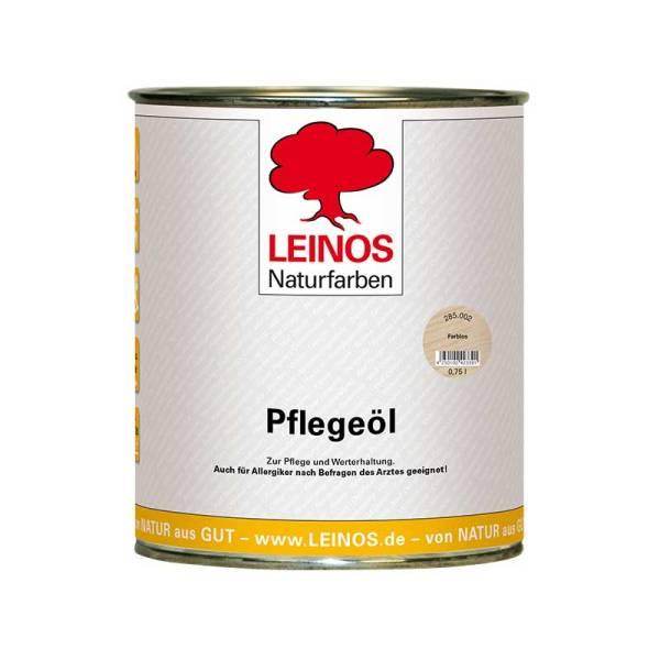 Leinos Pflegeöl farblos 0,75Liter