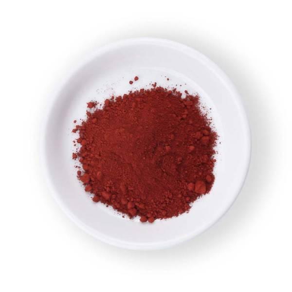 #ichstreichebio pigment pulver eisenoxidrot