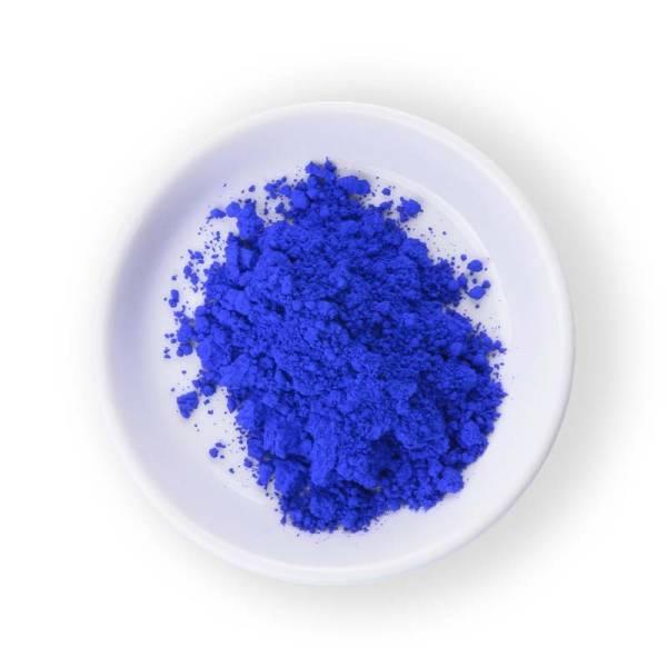 #ichstreichebio pigment pulver ultramarinblau