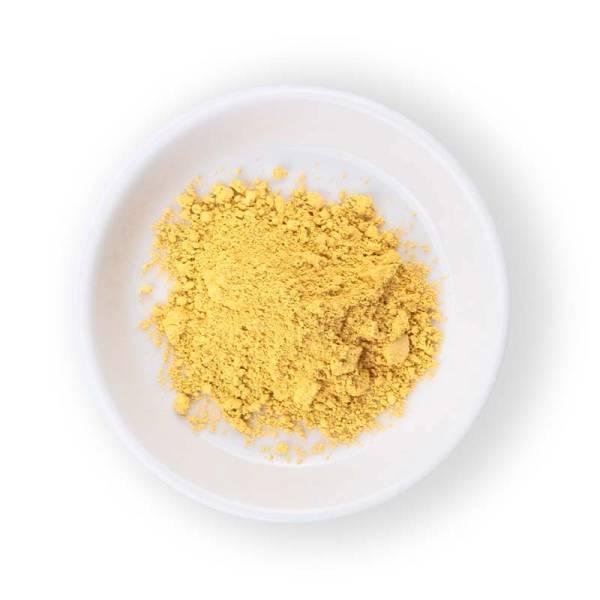 #ichstreichebio pigment pulver ockergelb
