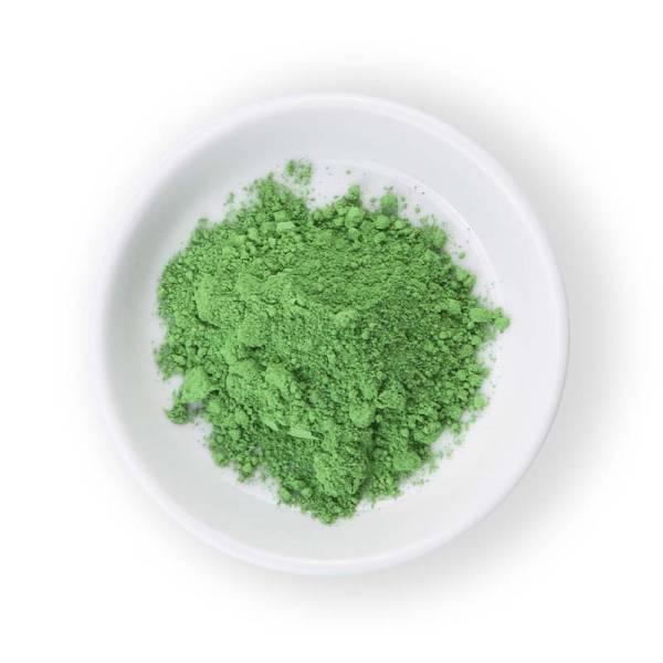 #ichstreichebio pigment pulver oxidgrün