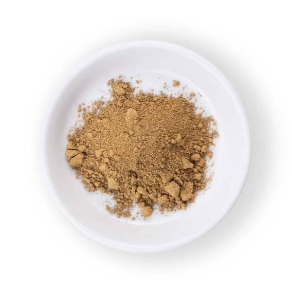 #ichstreichebio pigment pulver ockerbraun
