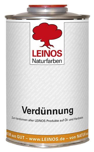 LEINOS Verdünnung 1L günstig bei DIE BIOBUDE