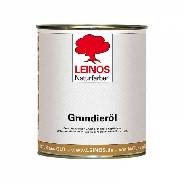 Leinos Grundieröl 220 750ml