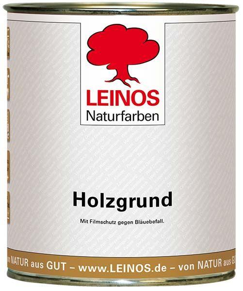 LEINOS Naturfarben Holzgrund 0,75L günstig bei DIE BIOBUDE